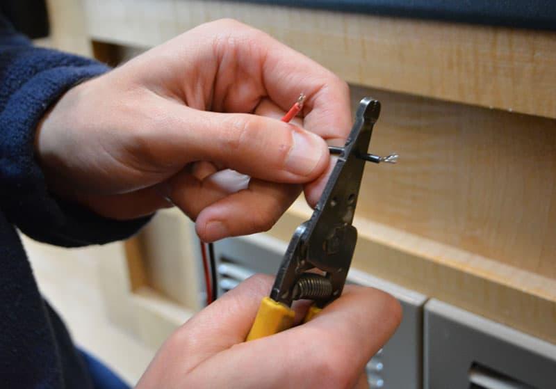 Strip Wires Detectors
