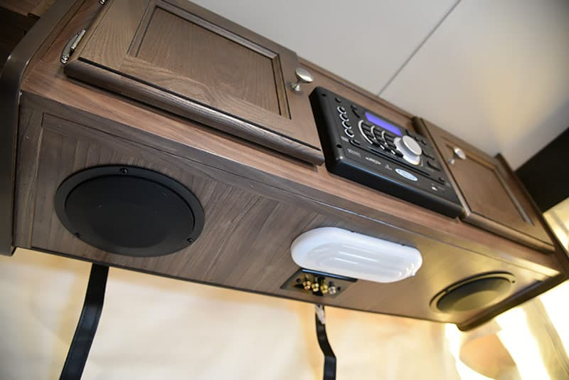 Palomino Dinette Stereo System