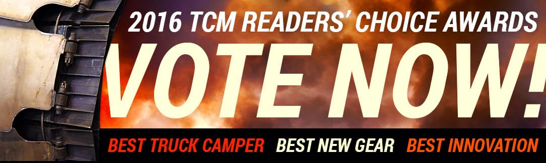 2016 Readers Choice Vote