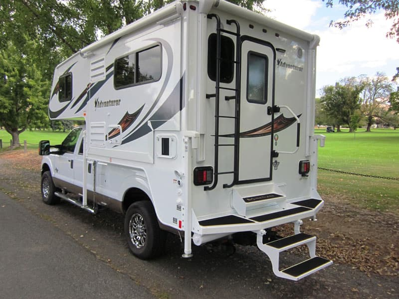 2017 Adventurer 89RBS long bed truck