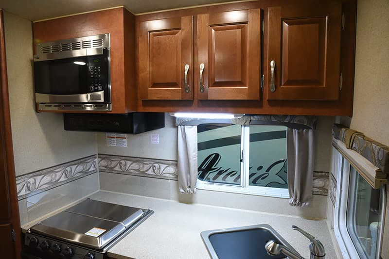 Arctic Fox 992 kitchen cabinetry