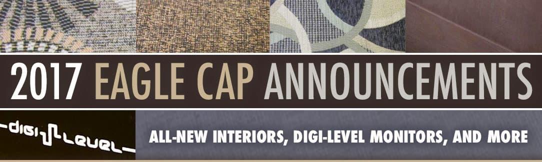 2017 Eagle Cap campers