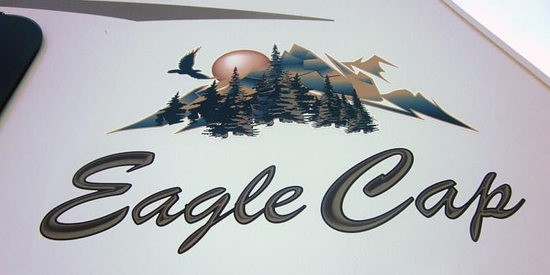 2017 Eagle Cap Camper logo