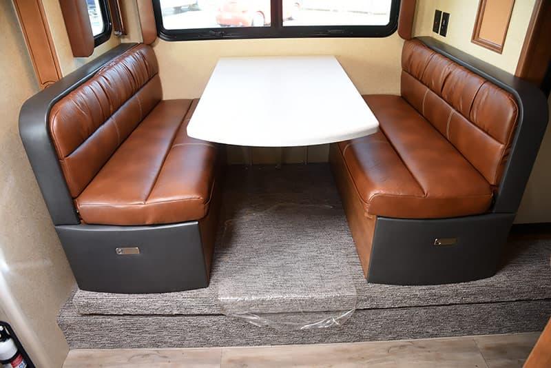 Lance 975 Roadster cushions