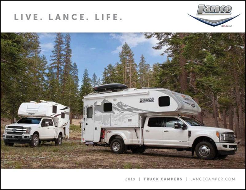 2019 Lance Brochure