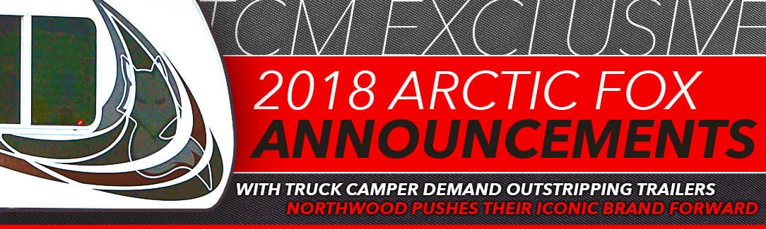 2018 Arctic Fox announcements