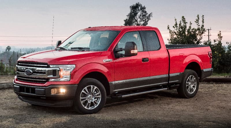 2018 Ford F150 Diesel Truck