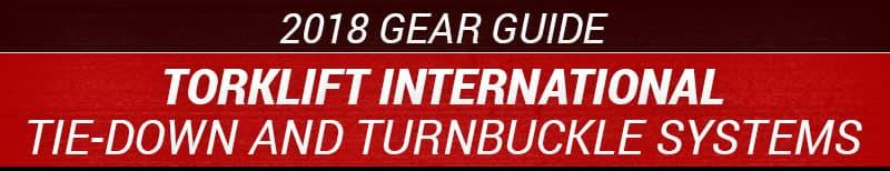 2018 Torklift Tie Down Turnbuckle