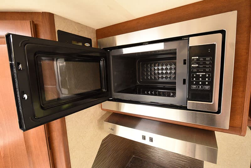 Lance Microwave 2018
