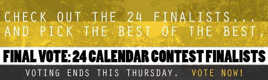 2018 calendar vote final
