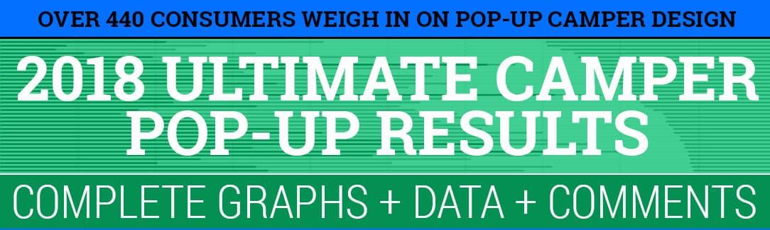 2018 ultimate pop-up survey results
