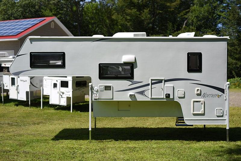 Northstar 12STC 12 Foot Length Camper