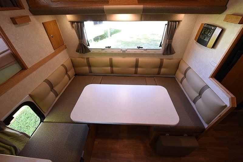 Northstar 12STC Camper Dinette Lagun Table