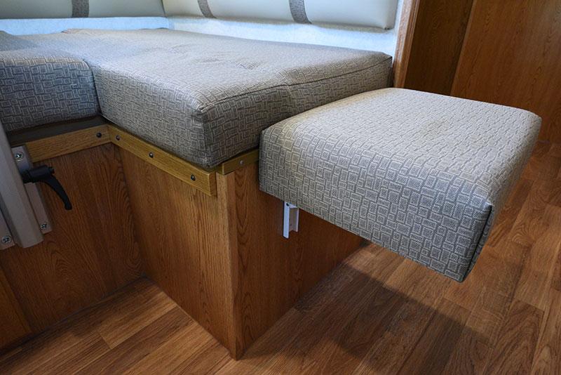 Northstar 12STC Dinette PopUp Seat Foot Rest