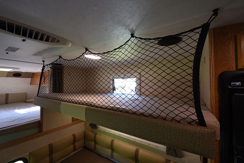Northstar 12STC Dinette Upper Bunk Netting