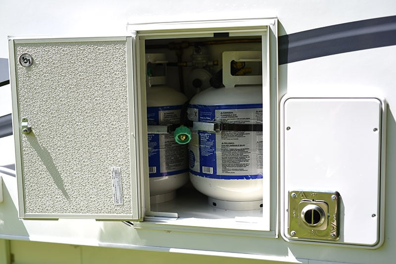 Northstar 12STC Exchangeable Propane Tanks