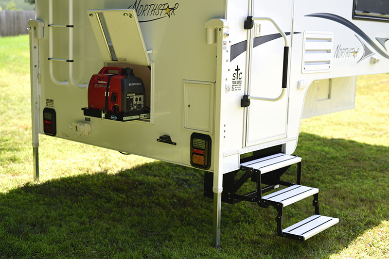 Northstar 12STC Honda Generator Easy Access Slide Out Tray