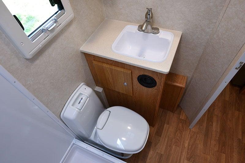 Northstar 12STC Camper Toilet And Sink
