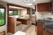 2019 Lance Camper 1172 Interior