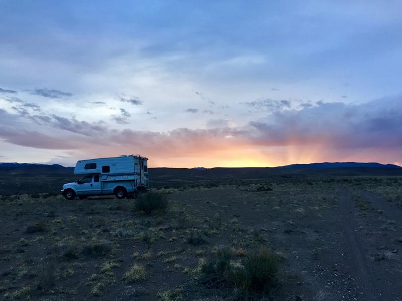 Nevada Basin Land