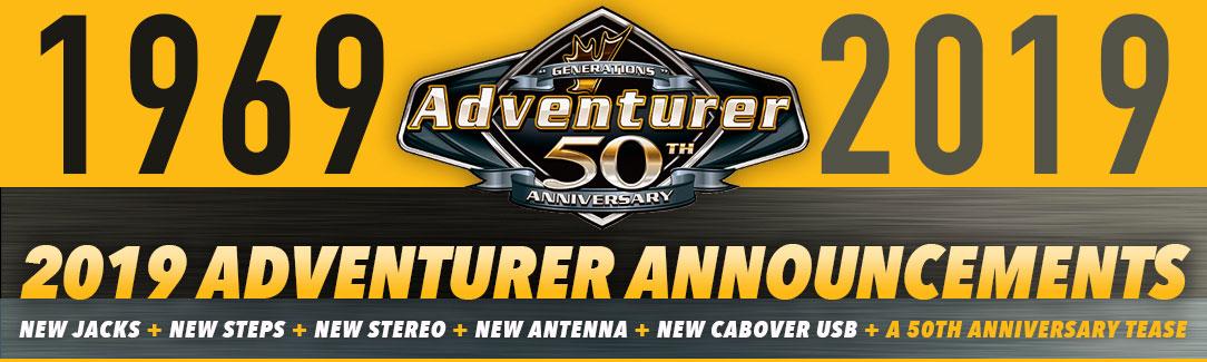 2019 Adventurer Campers