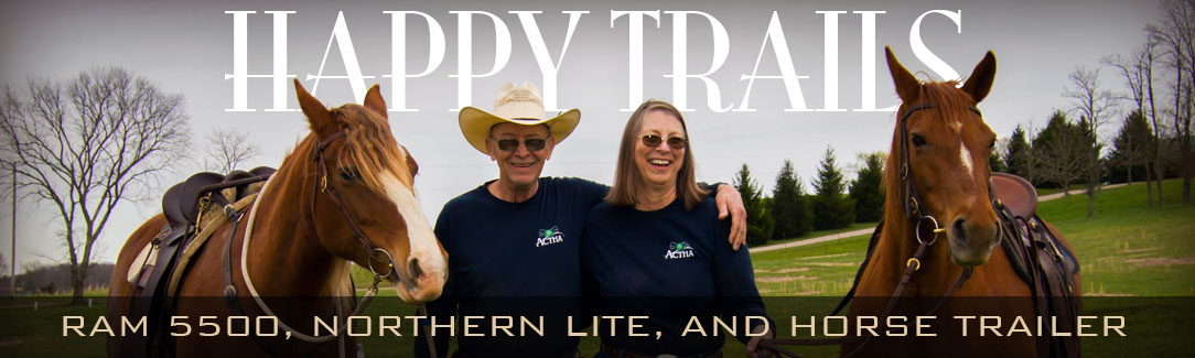 Happy Trails Horse Camping