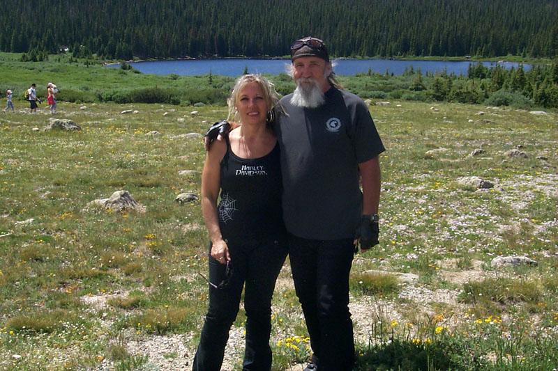 Michael And Jay Brainard Lake