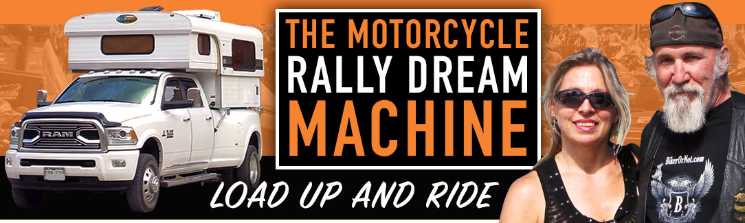 Motorcycle Rally Dream Machine