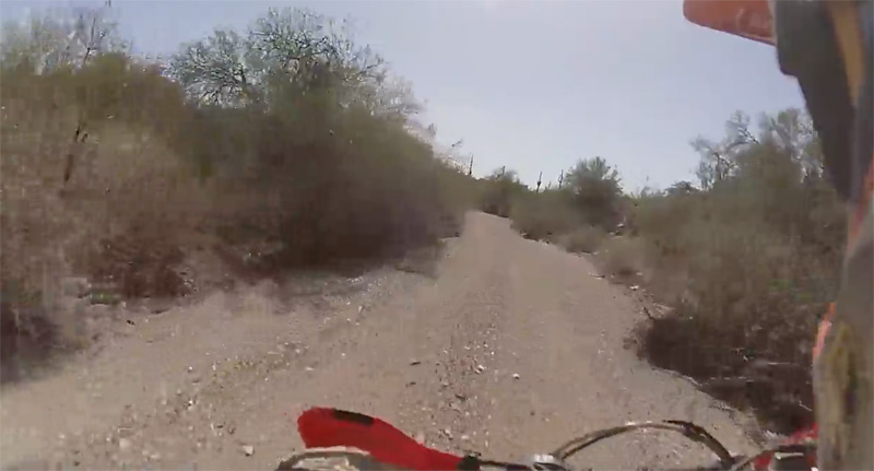 Motorcycle Riding Video Editing