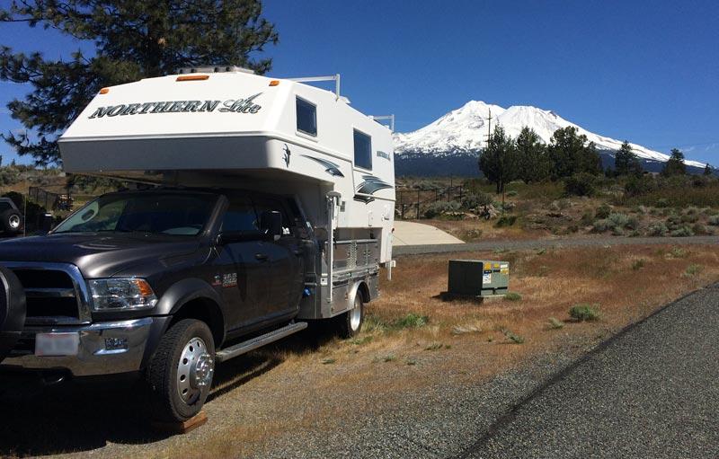 Mt Shasta Northern Lite 10 2