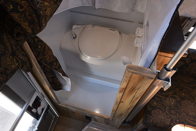 Phoenix Mini Max Bathroom Cassette Toilet
