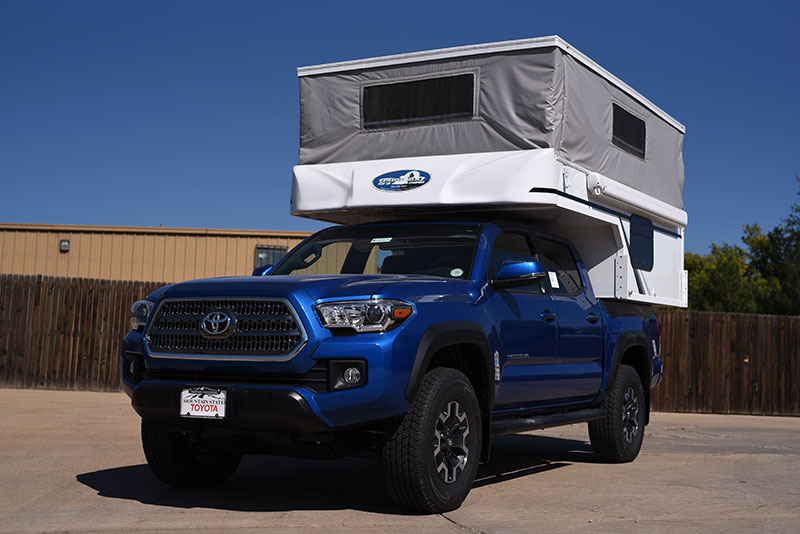 2018 Phoenix Mini Max Review Truck Camper Magazine