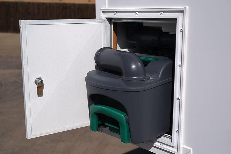 Phoenix Mini Max Cassette Toilet