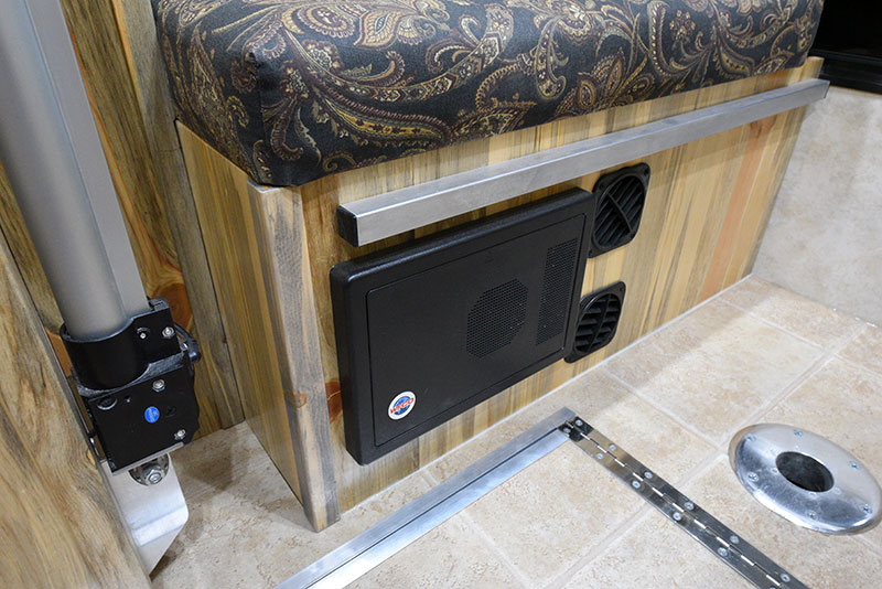 Phoenix Mini Max Dinette Fuse Panel Heat Vents