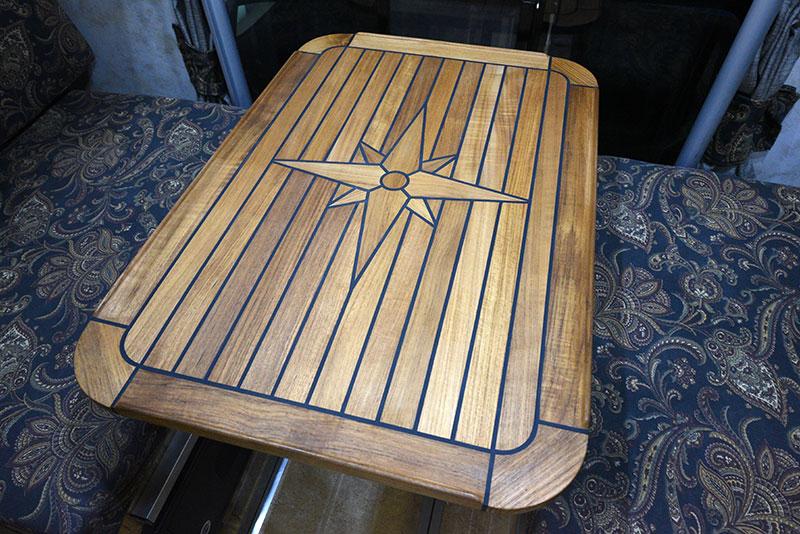 Phoenix Mini Max Dinette Table