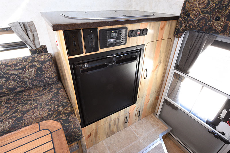 Phoenix Mini Max Kitchen Refrigerator Closed