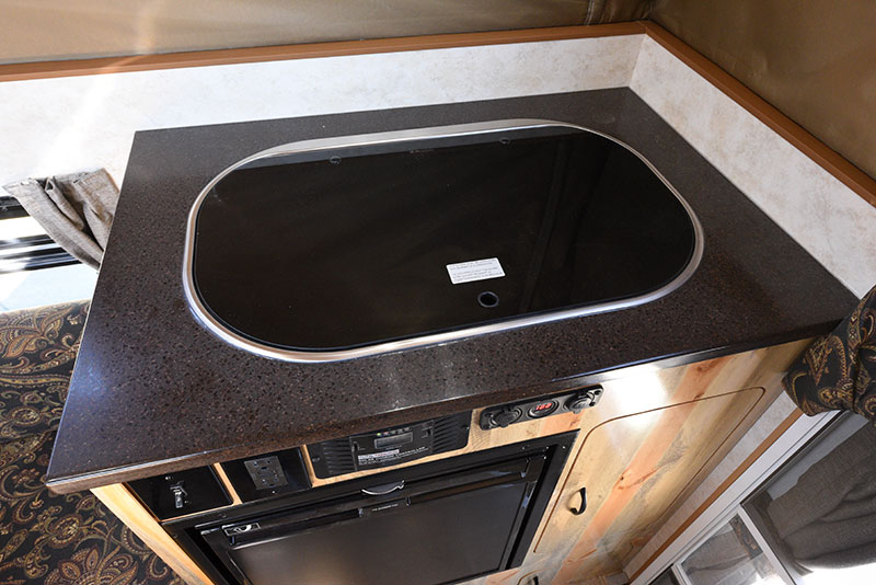 Phoenix Mini Max Kitchen Stove Top Closed