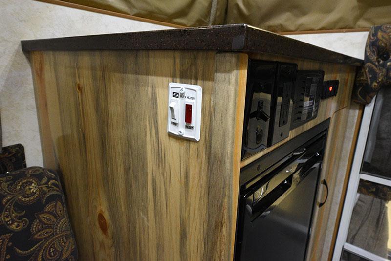 Phoenix Mini Max Kitchen Water Heater Switch