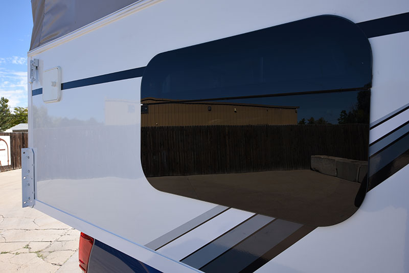 Phoenix Mini Max Passenger Side Window Water Bracket