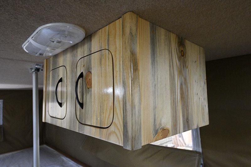 Phoenix Mini Max Upper Cabinetry Closed