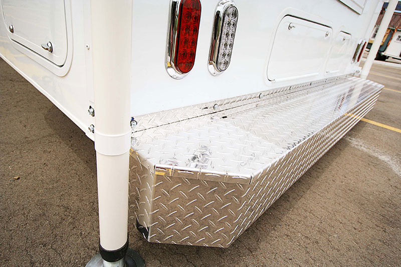 Rugged Mountain Granite 11RL Rear Bumper