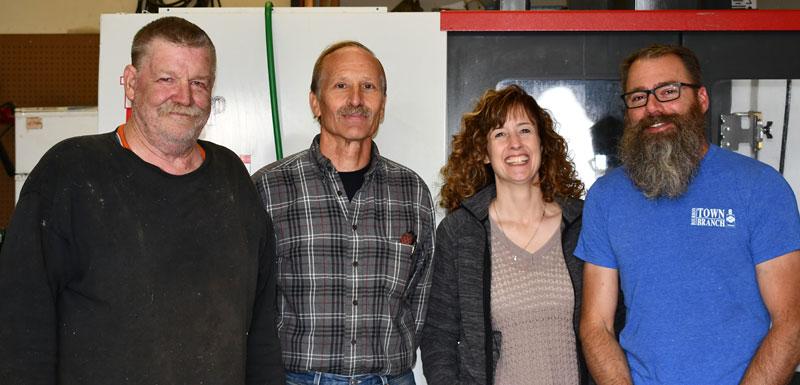 Stablecamper Team In Oregon