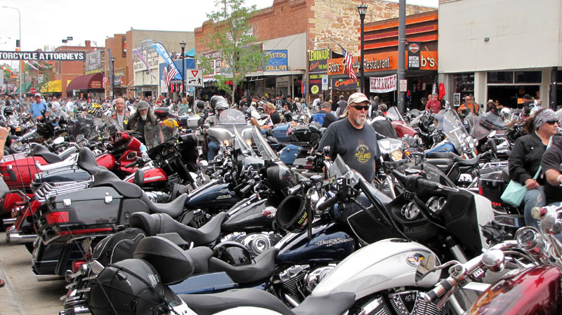 Sturgis South Dakota Bike Week