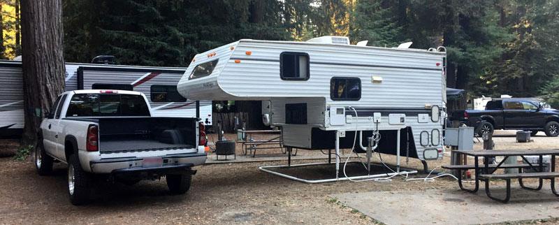 Weekender Camper StableLift