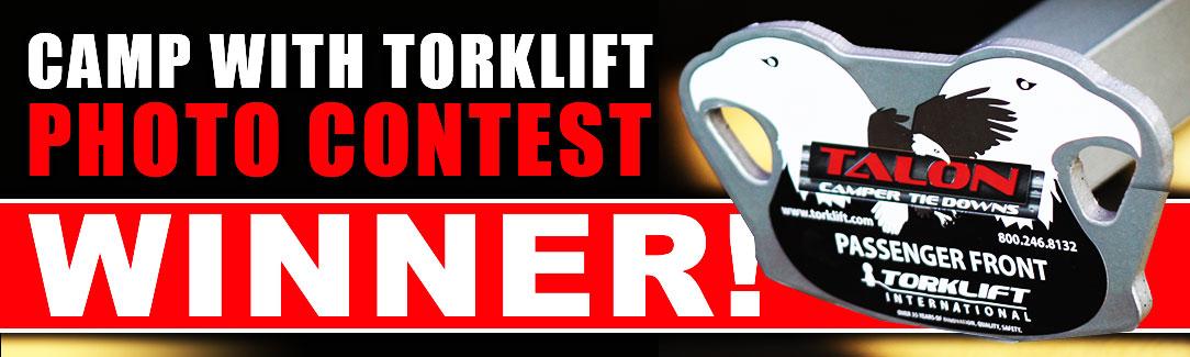 Torklift Camp Contest Winner