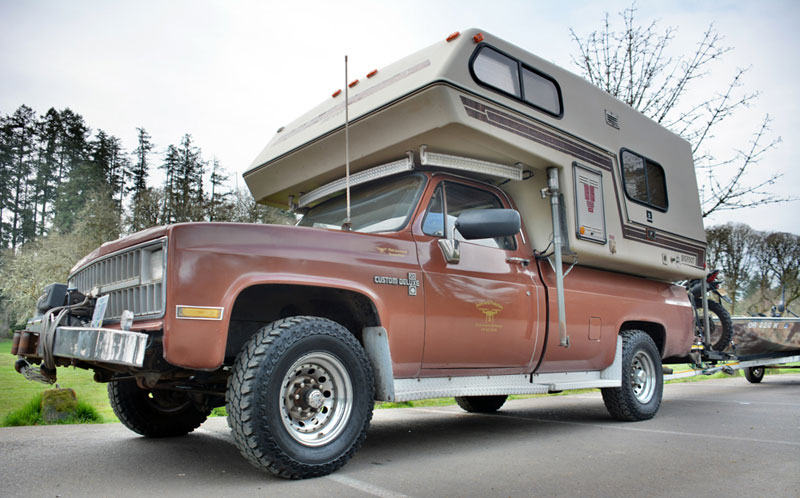 Never Follow The Crowd - Truck Camper Magazine