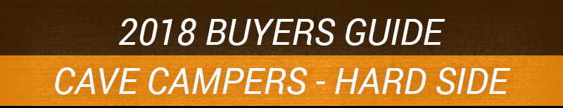 Buyers Guide Banner Cave Campers