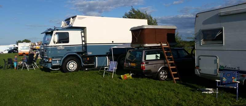 Camping At Nog Harder Netherlands