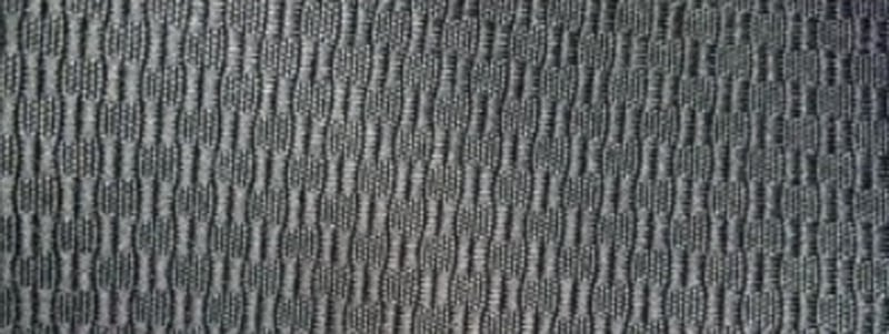 The fabric used in the Chevy Sierra cloth seats