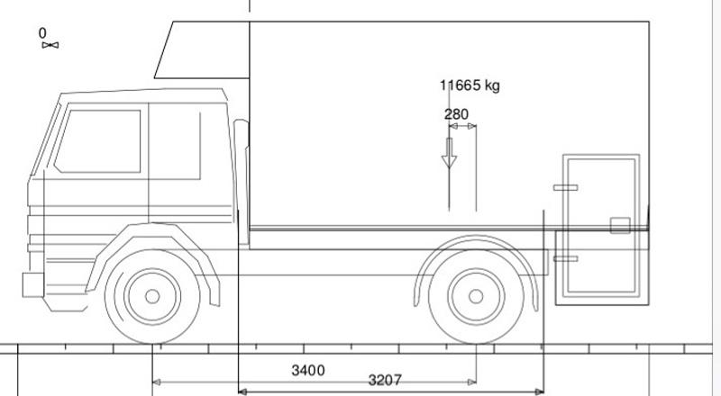 Demountable Camper Design